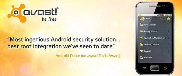 avast! Mobile Security Logo