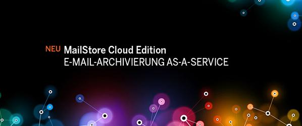 MailStore Cloud