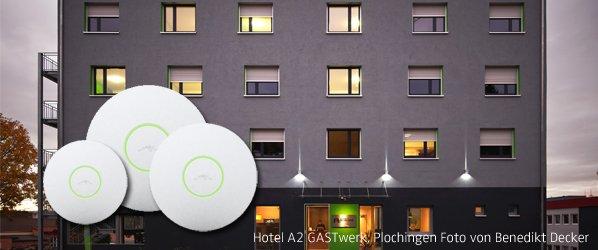 Hotel A2 GASTwerk. - Hotel WLAN