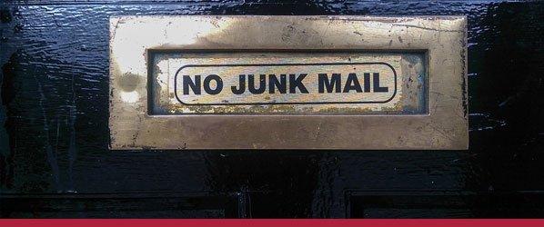 No Junk Mail Gandcrab Erpressungstrojaner