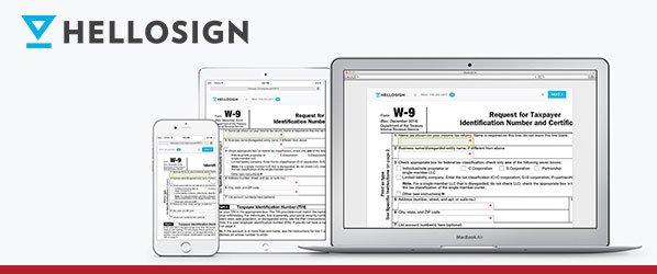 HelloSign - qualifizierte elektronische Signaturen