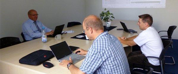 ISO 9001 Zertifizierung erfolgreich