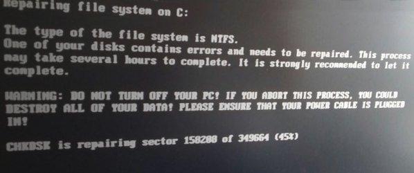 Cyberattacke Petya / NotPetya