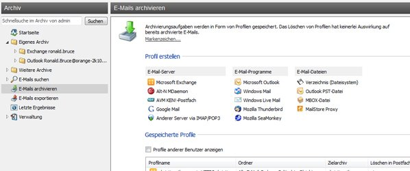 MailStore 7 beta erschienen