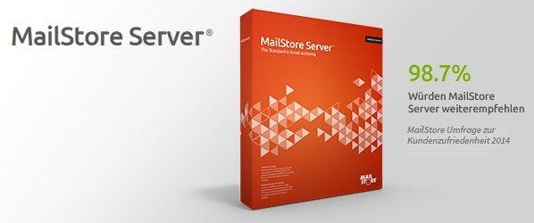 MailStore 9.1 Packshot