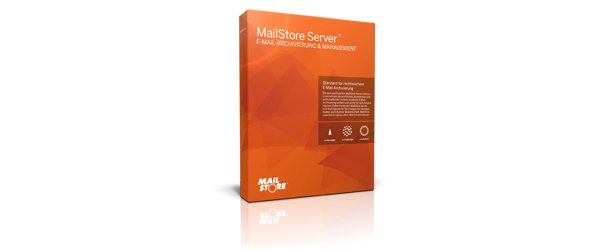 MailStore Server 8 Packshot