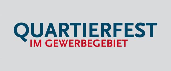 Quartierfest 2015 Logo