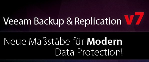 Veeam Backup & Replication 7 Logo