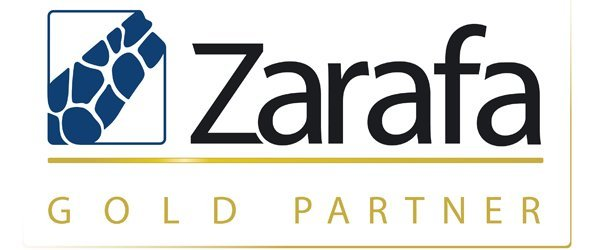 Zarafa Gold Partner Logo