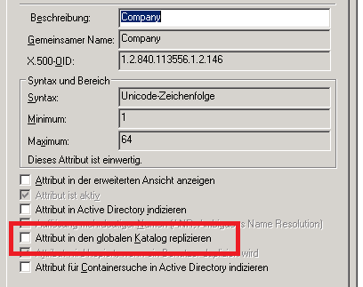 Active Directory Dialog