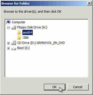 VMware Eigenschaftsmenü 6