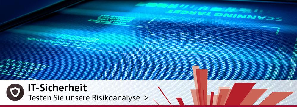 IT-Sicherheit und Risikoanalyse mit mars solutions
